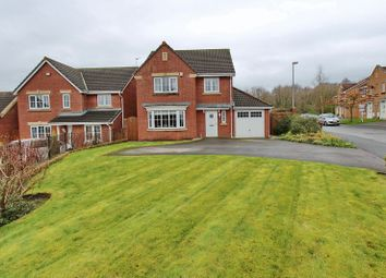 Thumbnail 4 bedroom detached house for sale in Ashurst Grove, Radcliffe, Manchester