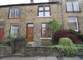 Thumbnail 2 bedroom terraced house for sale in Row Street, Crosland Moor, Huddersfield