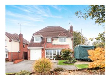 Thumbnail 4 bed detached house for sale in Stokesay Drive, Cheadle