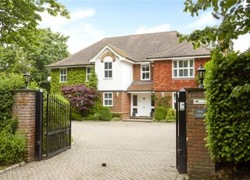 Thumbnail 5 bed detached house for sale in Eaton Park Road, Cobham, Surrey