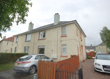 Thumbnail 2 bed flat for sale in Abbott Crescent, Clydebank