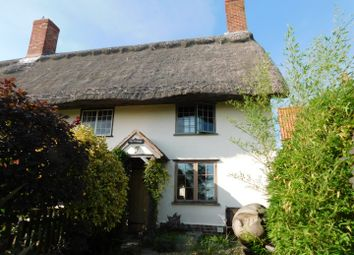 Thumbnail 2 bed cottage for sale in Church Road, Stowupland, Stowmarket