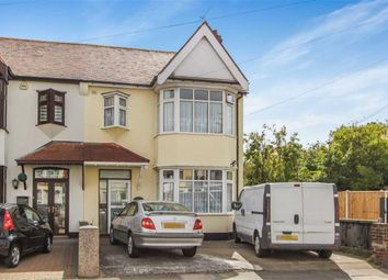 Thumbnail 4 bed semi-detached house for sale in Kensington Road, Southend On Sea, Essex