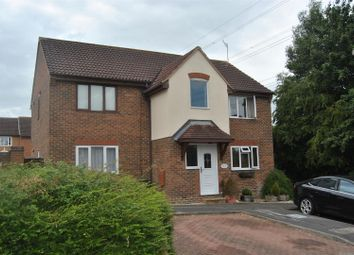 Thumbnail 1 bed flat for sale in Chatsworth Road, Abbey Meads, Swindon