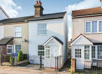 Thumbnail 2 bed end terrace house for sale in Southend Road, Stanford-Le-Hope