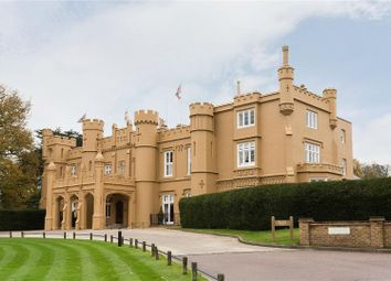 Thumbnail 4 bed flat for sale in Wall Hall Mansion, Radlett, Aldenham
