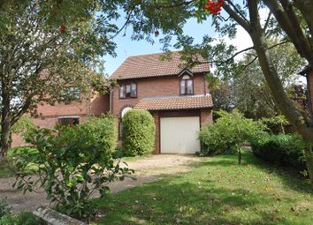 Thumbnail 3 bedroom detached house for sale in St. Margarets Drive, Sprowston, Norwich