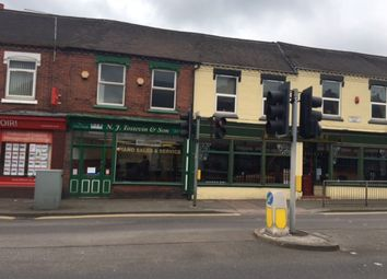 Thumbnail Retail premises for sale in 491 Hartshill Road, Hartshill, Stoke-On-Trent, Staffordshire