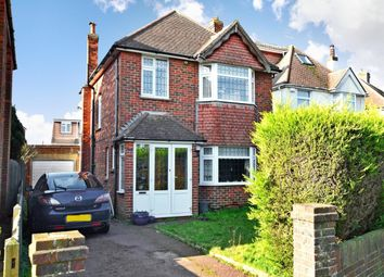 Thumbnail 3 bed detached house to rent in Mill Lane, Portslade, Brighton