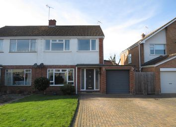 Thumbnail Semi-detached house to rent in Foxes Way, Warwick