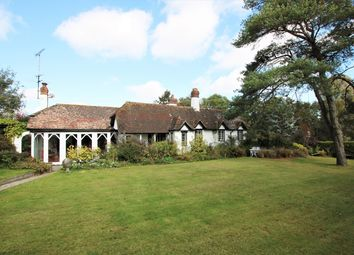 Thumbnail 4 bed bungalow for sale in North Common Lane, Landford, Salisbury