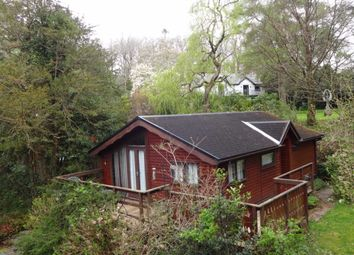 Thumbnail 2 bed mobile/park home for sale in Kingfisher Glade, Plas Dolguog, Machynlleth, Powys
