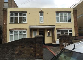 Thumbnail 4 bedroom flat to rent in Carnarvon Road, London