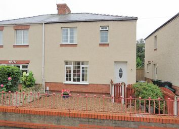 Thumbnail 3 bed semi-detached house for sale in Alfred Road, Askern, Doncaster