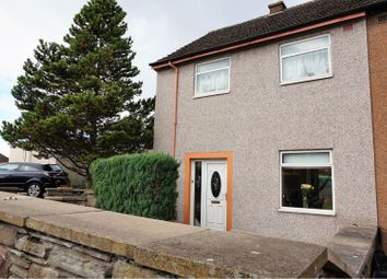 Thumbnail 2 bedroom end terrace house for sale in Finmore Street, Dundee