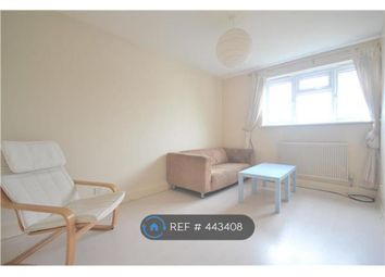 Thumbnail 1 bed flat to rent in Gideon Road, London