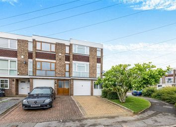 Thumbnail 3 bed town house for sale in The Shrubbery, Gosport