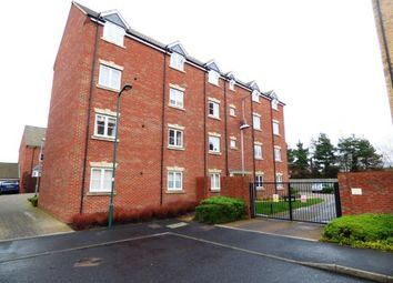 Thumbnail 2 bed flat for sale in Emperor Way, Fletton, Peterborough, Cambridgeshire