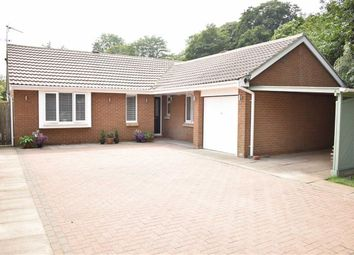 Thumbnail 3 bed detached bungalow for sale in Wensleydale Close, Bridlington