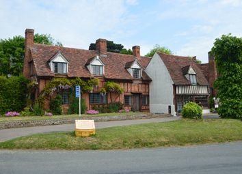 Thumbnail 3 bed detached house for sale in The Green, Cavendish, Suffolk