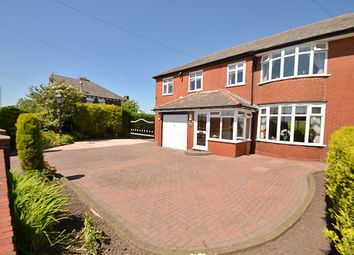 Thumbnail 4 bed semi-detached house for sale in Bolton Road, Westhoughton