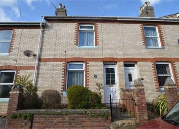 Thumbnail 3 bedroom terraced house for sale in Netley Road, Knowles Hill, Newton Abbot, Devon.