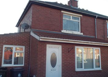 Thumbnail 3 bed semi-detached house to rent in Mason Road, Wallsend