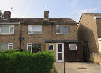 Thumbnail 3 bedroom end terrace house for sale in Monks Close, Oxford