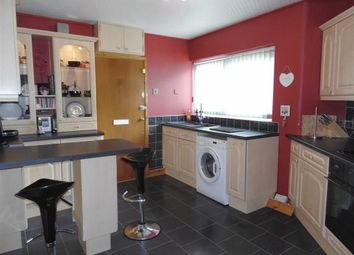 Thumbnail 3 bedroom flat for sale in Plas Dewi, Holywell, Flintshire