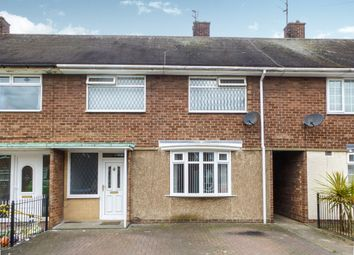 Thumbnail 3 bedroom terraced house for sale in Hathersage Road, Hull