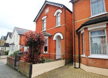 Thumbnail 1 bed flat to rent in Chapel Avenue, Addlestone