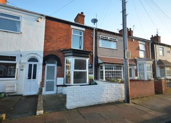 Thumbnail 3 bedroom terraced house to rent in Ward Street, Cleethorpes