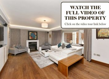 Thumbnail 3 bed flat for sale in Bentinck Close, London