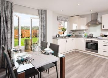 "Thumbnail 3 bed semi-detached house for sale in ""Maidstone"" at Cricket Field Grove, Crowthorne"