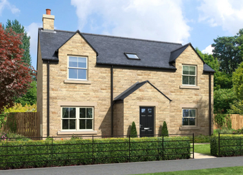 Thumbnail 4 bedroom detached house for sale in Swarland, Northumberland