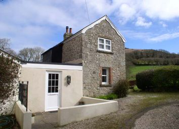 Thumbnail 1 bed cottage to rent in Chagford, Devon