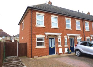 Thumbnail 2 bed end terrace house for sale in Albion Court, Sandy