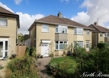 Thumbnail 3 bed semi-detached house to rent in North Road, Combe Down, Bath