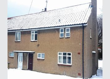 Thumbnail 3 bed semi-detached house for sale in 10 Lacey Street, Nr. Alnwick, Northumberland