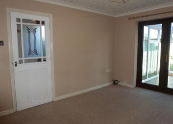 Thumbnail 1 bed semi-detached house to rent in Staplehurst Close, Carlton Colville, Lowestoft