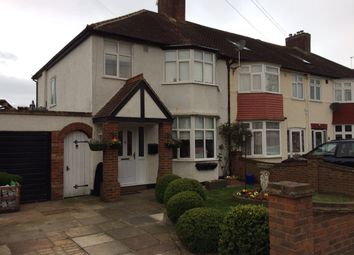 Thumbnail 3 bed end terrace house for sale in Queen Mary Avenue, Morden