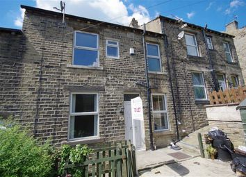 Thumbnail 2 bed terraced house to rent in Grove Terrace, Brighouse