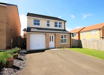 Thumbnail 3 bed detached house for sale in Auckland Close, Houghton Le Spring