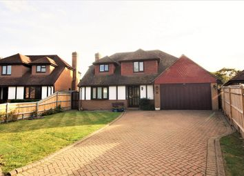 Thumbnail 4 bed detached house for sale in Chelgates, Cooden, Bexhill-On-Sea