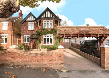 Thumbnail 4 bed detached house for sale in Greenlands Road, Staines-Upon-Thames, Surrey