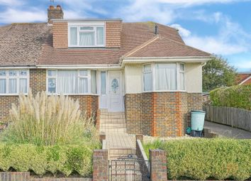 Thumbnail 4 bed bungalow for sale in West Way, Hove, East Sussex