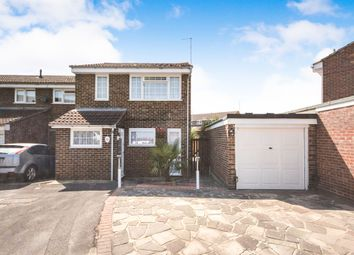 Thumbnail 3 bed semi-detached house for sale in Sunflower Close, Springfield, Chelmsford