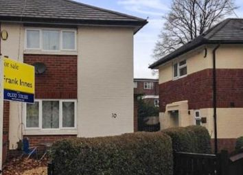 Thumbnail 2 bedroom end terrace house for sale in Ivy Square, Derby, Derbyshire