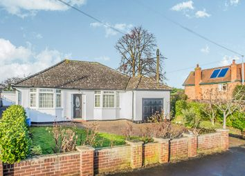 Thumbnail 3 bed detached bungalow for sale in Old Hale Way, Hitchin