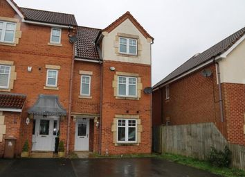 Thumbnail 4 bed end terrace house for sale in Threadneedle Court, St. Helens, Merseyside
